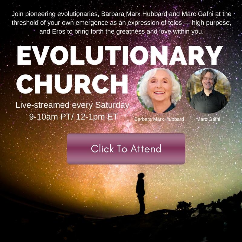 Click Here to Register for Evolutionary Church
